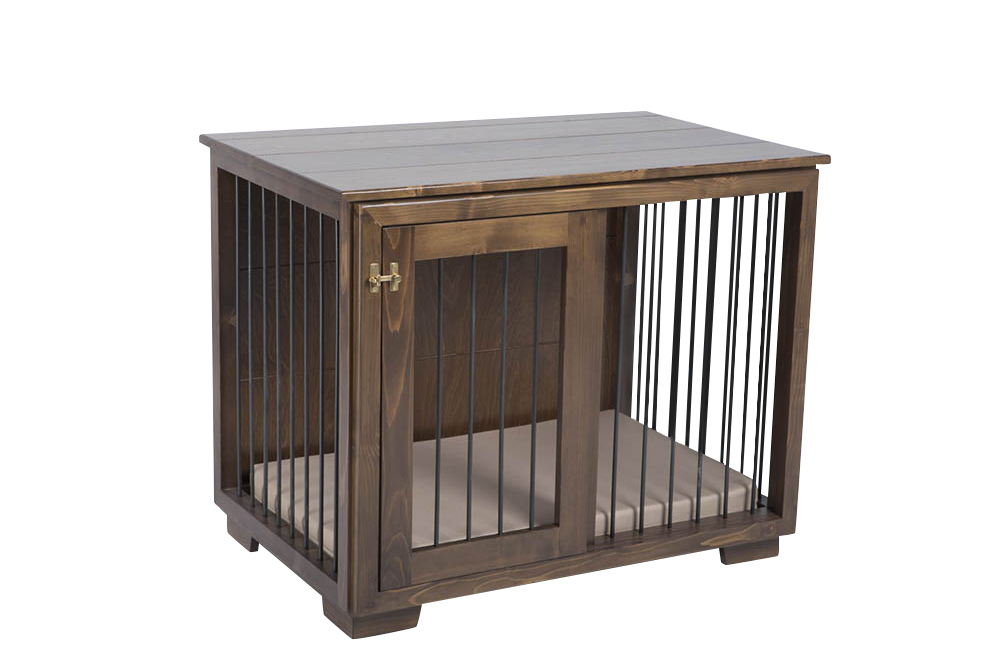 Wooden Kennels Amp Crates Dog Kennel With Sliding Door Frida